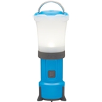 Black Diamond Orbit Lantern/Flashlight: Process Blue