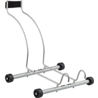 Delta Rothko Adjustable Rolling Floor Stand: Holds One Bike