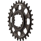 Chromag Sequence X-Sync Direct Mount Chainring: 28T for SRAM GXP Cranks with
