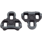 Exustar BLK R2 LOOK Keo Cleats, Fixed  Black