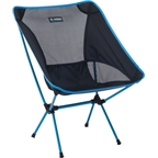 Helinox Chair One Camp Chair: Black/Blue