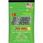 Jelly Belly Sport Beans: Green Apple, Box of 24