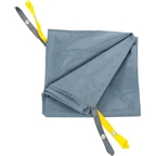 Mountainsmith Tent Footprint for Genesee 4 Charcoal Gray
