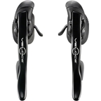 Campagnolo Veloce Ergopower Shift Levers, Black