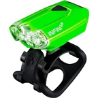Infini Lava USB Rechargeable Headlight: Green