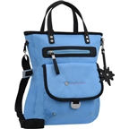Sherpani Trevia Cross Body Bag/Tote Sky Blue
