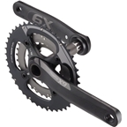 SRAM X9 GXP 175 10 Speed 44-33-22 Gray Crankset Bottom Bracket Not Included