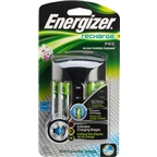 Energizer ProCharger for AA and AAA batteries: Includes 4AA NiMh Batteries