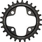Wolf Tooth Components Drop-Stop Chainring: 26T x 64 BCD