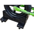 Strider Bike Stand: Interlocking Plastic