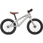 "Early Rider Trail Runner Balance Bike: 14"" Silver"