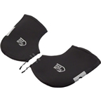 Bar Mitts Extreme Mountain / Commuter Pogie Handlebar Mittens: for Bar End Mirror, One Size, Black