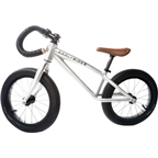 Early Rider Road Runner Balance Bike: 14 Silver