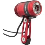 Supernova E3 Pro 2 Dynamo Head Light: Red, Multimount