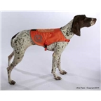 Ultra Paws Dog Safety Vest Orange LG