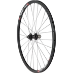 Quality Wheels Rear Wheel Road Disc 700c 28h Formula Convertible Black / NoTubes Grail Black / DT Competition Black