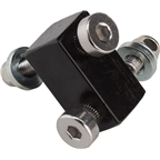 Adams Trail A-Bike Standard Hitch Block and Bolts