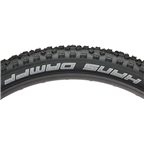 "Schwalbe Hans Dampf Tubeless Easy SnakeSkin Tire, 29 x 2.35"" EVO Folding Bead Black with TrailStar Compound"
