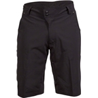 "Zoic 12"" Strand Cycling and Casual Short No Chamois Liner: Black"