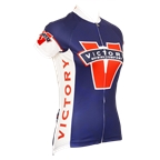 Retro Image Two Victory Brewing Women's Jersey