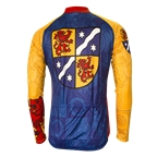 Retro Image Two Bavarian Baron Men's Jersey Long Sleeve