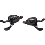 Microshift 11-speed flat bar road shifters (pair)