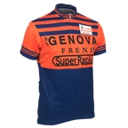 Retro Image Two Super Rapid Men's Jersey