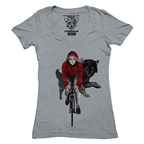 Clockwork Gears Red Riding Hood T-Shirt