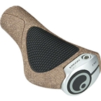 Ergon GC1 BioKork Grip: Black/Tan