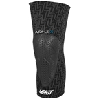Leatt 3DF AirFlex Knee Guard, Black