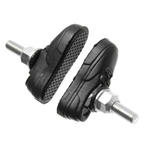 Kool-Stop Vans Brake Pad: Pair Black