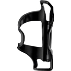 Lezyne Flow Bottle Cage Side Loader Right-hand: Black