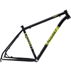 "Ritchey P-29er Frame: 17"" Black/Yellow"