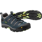 Keen Women's Commuter 4 Sandal: Midnight Navy/Green Glow