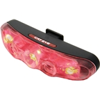 CatEye Taillight Rapid 5 TL-LD650 5 Red LED