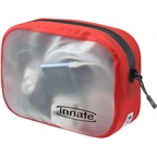 Innate Gear Caravan Compartment Travel Organizer: Red, XS
