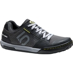 Five Ten Freerider Contact Flat Pedal Shoe: Black/Lime
