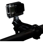 Barfly GoPro Stem Cap Mount Black