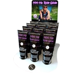 Reflect Sports Hoo Ha Ride Glide: 8oz (236.6ml) Tube, Box of 12