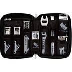 Lezyne Port-A-Shop Portable Bike Shop Tool Kit: Black