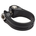 Surly New Stainless Seatpost Clamp 33.1mm Black