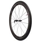 HED Wheels Jet 4 + Black 700c Front Wheel Radial 18h