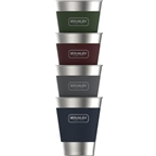 Stanley Stacking Steel Tumbler: 4-pack, Assorted Colors