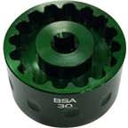 Abbey Tools Dual Sided BSA 30 Bottom Bracket Socket