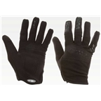 Answer Enduro Full Finger Glove: Stealth Black