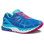 Zoot Diego Women's Run Shoe: Pacific/Light Blue/Punch Flare