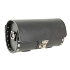 Rivet Ross Saddlebag Large - Black