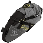 Apidura Saddle Pack Small - Grey/black