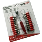 PrestaCycle PrestaRatchet Multi-Tool Kit with 20 Bits