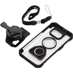 Rokform S6 Handlebar Mount And Case Kit, Clear